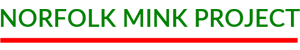 Norfolk Mink Project Logo